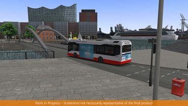 OMSI 2 Add-On HafenCity - Hamburg modern – Bild 7