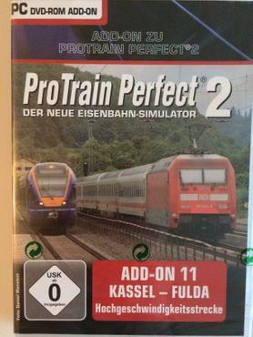 Pro Train Perfect 2 - AddOn 11 Kassel - Fulda
