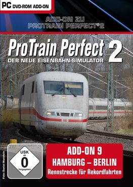 Pro Train Perfect 2 - AddOn 9 Hamburg-Berlin