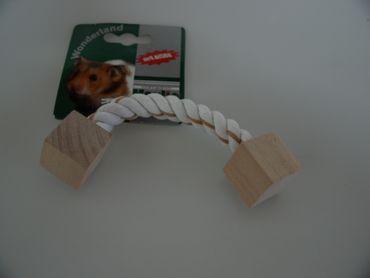 RODY Playrope, Holz/Baumwolle, 16cm