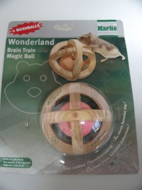 Brain Train Magic Ball, 8cm