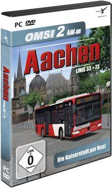 Omsi 2 Add-On Aachen – Bild 1