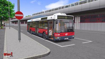 OMSI 2 Add-On Wien 1 - Linie 24A – Bild 2