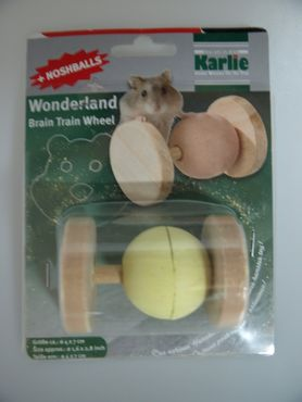 Wonderland Brain Train Magic Wheel, 8cm
