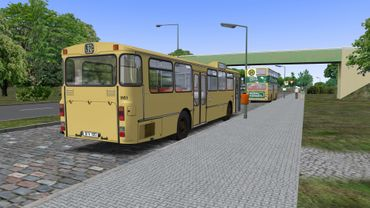 OMSI 2 Add-On Stadtbus O305  – Bild 13