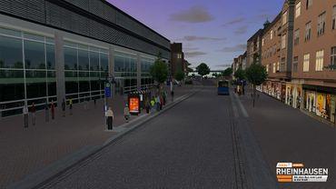 OMSI 2 Add-On Rheinhausen  – Bild 4