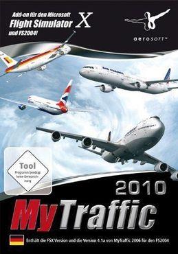 My Traffic 2010 (FSX+FS2004)