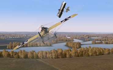 Rise of Flight - Channel Battles Edition (Simulator) – Bild 14