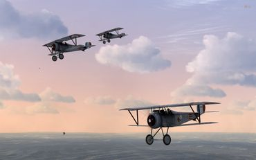 Rise of Flight - Channel Battles Edition (Simulator) – Bild 15