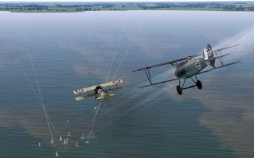 Rise of Flight - Channel Battles Edition (Simulator) – Bild 7