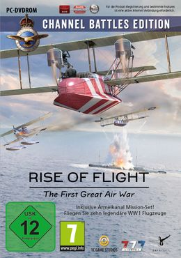 Rise of Flight - Channel Battles Edition (Simulator) – Bild 1
