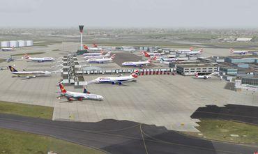 Mega Airport London-Heathrow (FSX+FS2004) – Bild 9