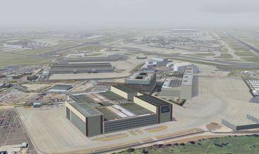Mega Airport London-Heathrow (FSX+FS2004) – Bild 12