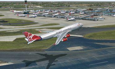 Mega Airport London-Heathrow (FSX+FS2004) – Bild 7