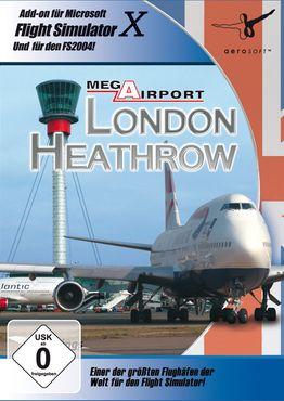 Mega Airport London-Heathrow (FSX+FS2004) – Bild 1
