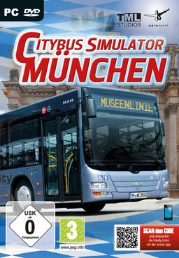 Citybus Simulator München – Bild 1
