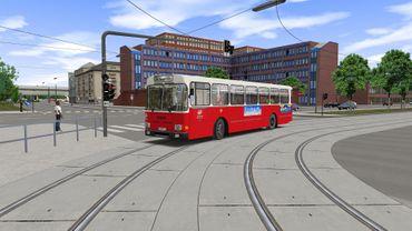 OMSI Add-On Wien–Der Hochflurbus LU200 – Bild 11