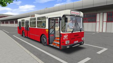 OMSI Add-On Wien–Der Hochflurbus LU200 – Bild 14