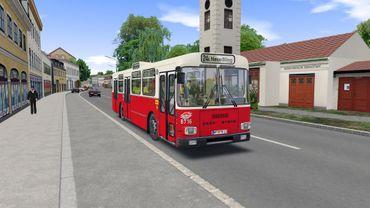 OMSI Add-On Wien–Der Hochflurbus LU200 – Bild 10