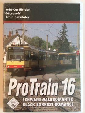 ProTrain Vol. 16 - Alptalbahn: Karlsruhe - Freudenstadt