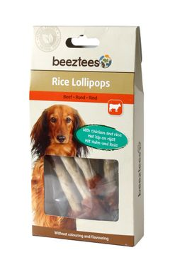 Beeztees Rice Lollipops – Bild 1