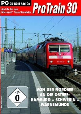 ProTrain 30: Hamburg - Schwerin - Warnemünde