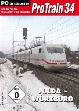 Pro Train 34 Fulda - Würzburg