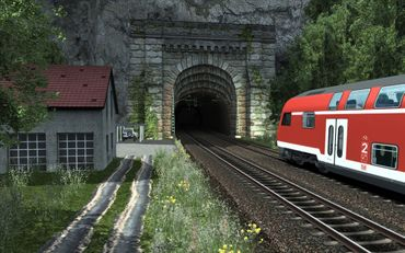 Freiburg-Basel Train Simulator 2019 – Bild 2