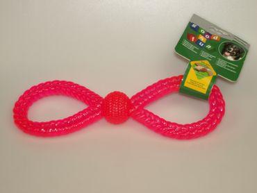 KARLIE good 4 fun TPR Knoten 28cm Pink