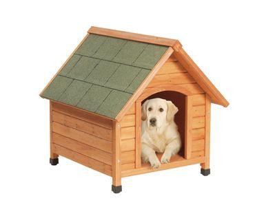 Hundehütte Ponto L: 116 cm B: 92 cm H: 104 cm