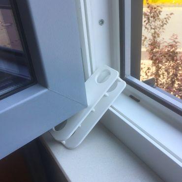 Fensterbremse SONDEREDITION  ohne Bohren und Kleben, tausendfach bewährt – Bild 10
