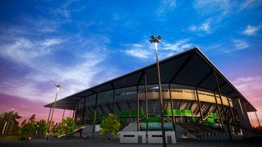 Fernbus Simulator Add-on - Fußball Mannschaftsbus – Bild 4