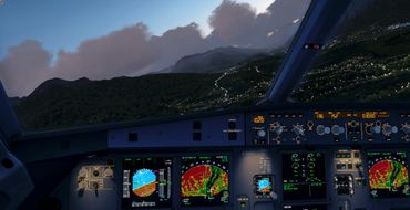 Aerosoft A318/A319 professional P3D V4.3 Addon – Bild 13