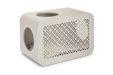 Cat Cube Sleep grau Dune  – Bild 1