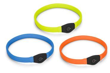 Visio Light LED Halsband blau – Bild 1
