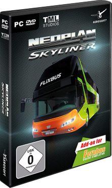 Fernbus Simulator Add-on - Neoplan Skyliner – Bild 1