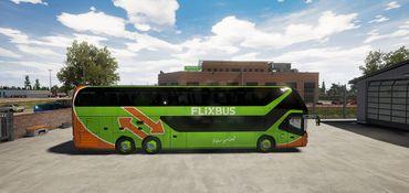 Fernbus Simulator Add-on - Neoplan Skyliner – Bild 9