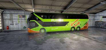 Fernbus Simulator Add-on - Neoplan Skyliner – Bild 11