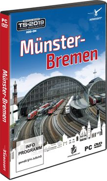 Train Simulator 2019 AddOn Münster-Bremen
