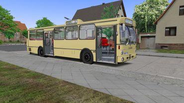 OMSI 1 Add-On Stadtbus O305  – Bild 6