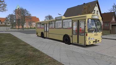 OMSI 1 Add-On Stadtbus O305  – Bild 7