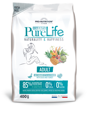 Pure Life Chat Adult 400g
