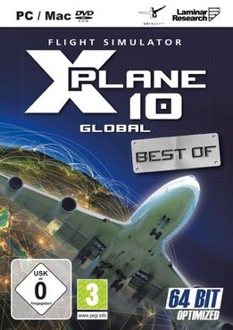 X-Plane 10 - Global Best of (gebraucht)