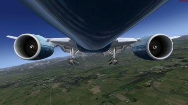 PMDG 777-200LR/F ADDon für FSX – Bild 9