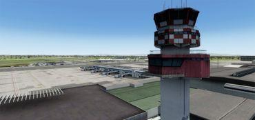 Mega Airport Rom FSX/FSX:SE/P3D – Bild 14