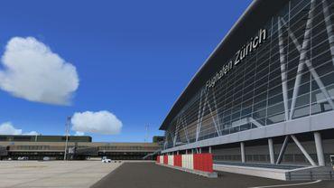 Mega Airport Zürich V2.0 FSX/FSX:SE/P3D – Bild 3