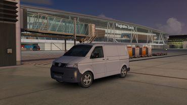 Mega Airport Zürich V2.0 FSX/FSX:SE/P3D – Bild 14
