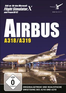 Airbus A318/A319 FSX/FSX:SE/P3D – Bild 1