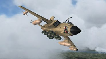 Tornado GR1 FSX/FSX:SE/P3D – Bild 9