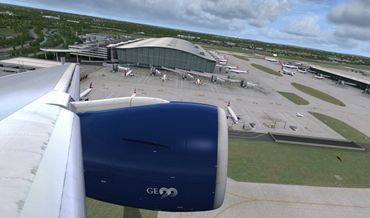 Mega Airport London Heathrow Xtended FSX/FSX:SE/P3D/FS2004 – Bild 15